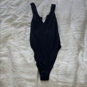 Urban Outfitters black bodysuit